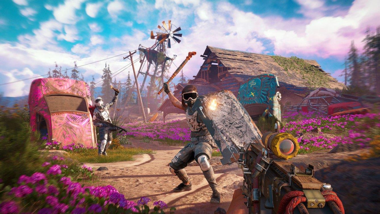 Far Cry New Dawn Anuncio 2