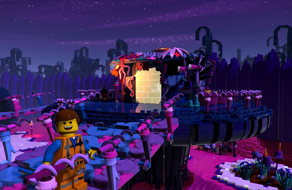 trailer de La LEGO película 2: el videojuego
