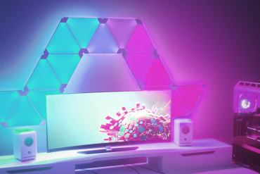 Nanoleaf Light Panels Rhythm Edition Análisis ID