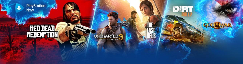 PlayStation Now España 2