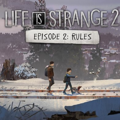segundo episodio de Life is Strange 2