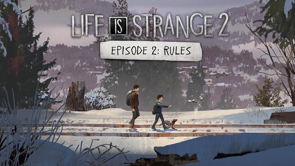 segundo episodio de Life is Strange 2