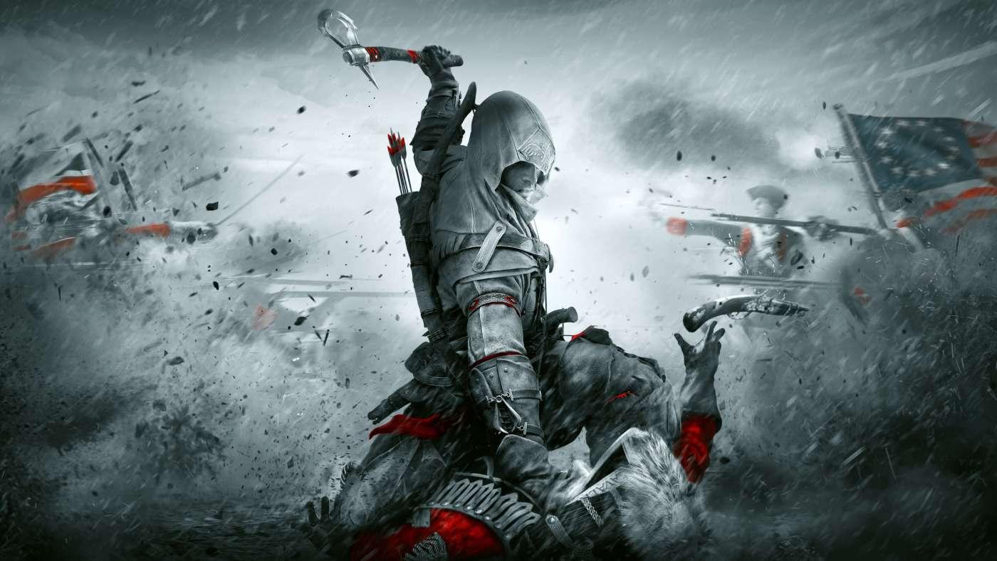 Assassin's Creed III Remastered Anuncio 1