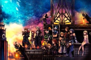 Kingdom Hearts III Análisis ID
