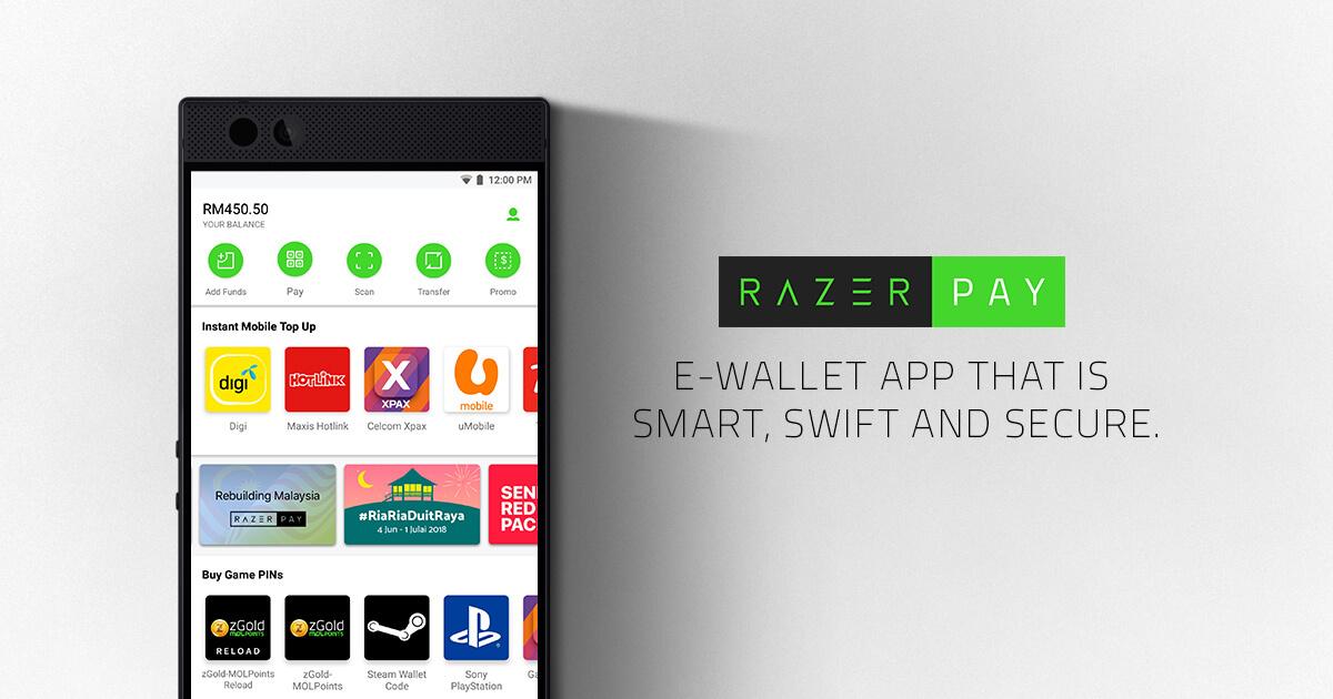 Razer Pay Malasia