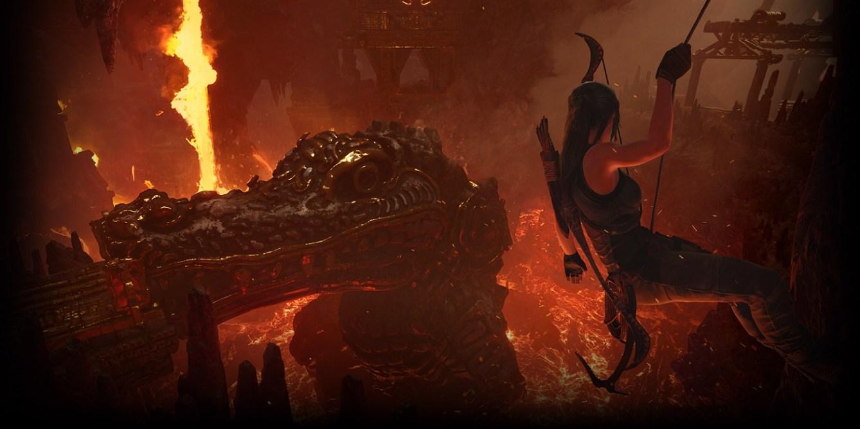 El Gran Caimán Shadow of the Tomb Raider