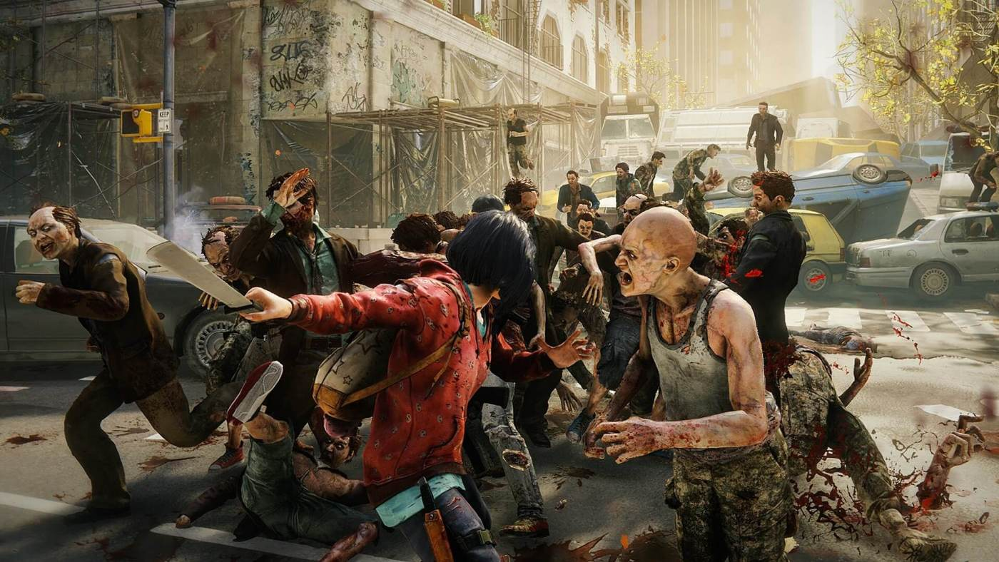 World War Z Enjambres de Zombies
