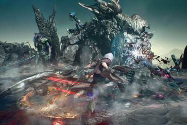 Devil May Cry 5 Battle
