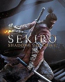 Sekiro Shadows Die Twice Análisis Cover