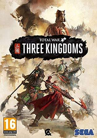 Total War Three Kingdoms Análisis Cover