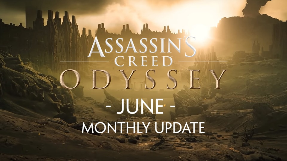 Assassins Creed Odyssey Junio 2019