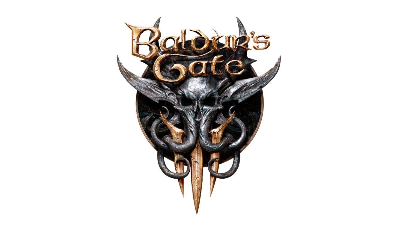 Baldur's Gate III Anuncio logo