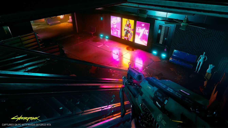 Cyberpunk 2077 Ray Tracing 1