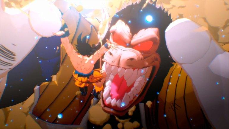 lanzamiento de Dragon Ball Z