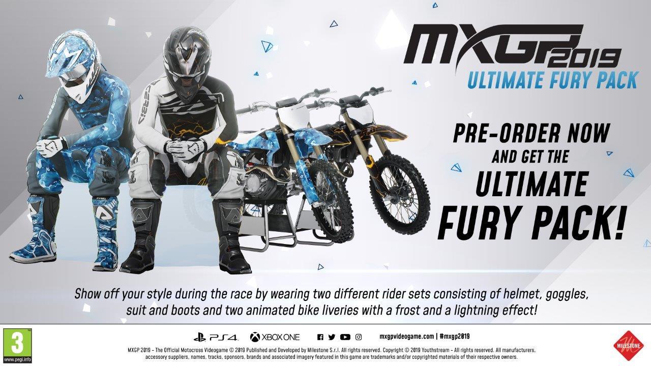 MXGP 2019 Reservas
