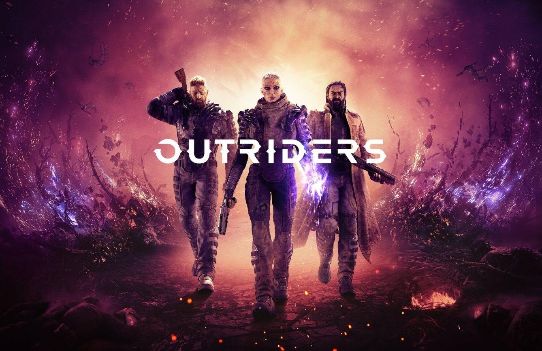 Outriders e3
