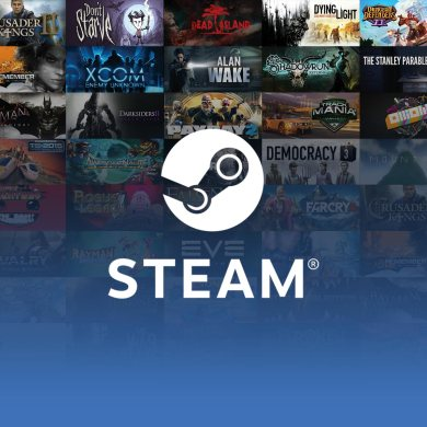 nuevo diseño de la biblioteca de steam