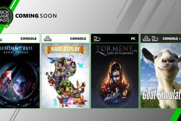 Xbox Game Pass en junio 2019