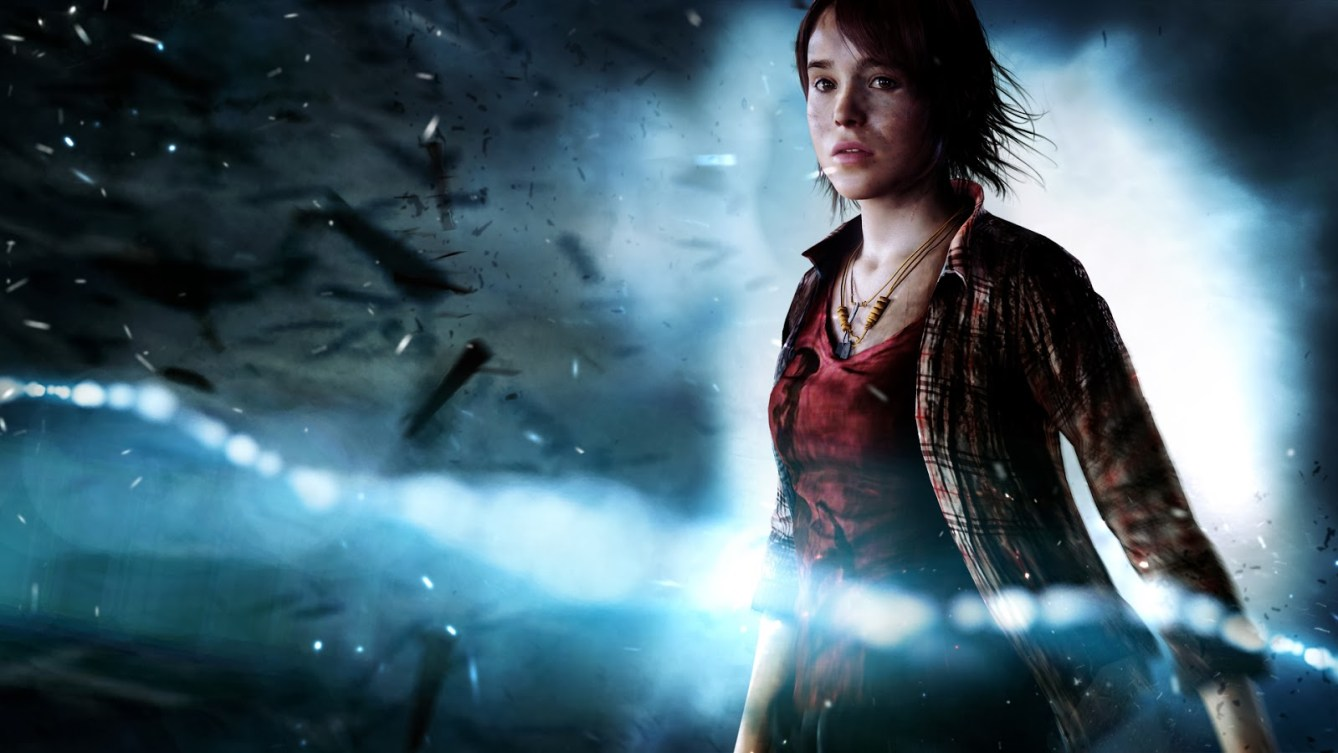 Beyond Two Souls Launch