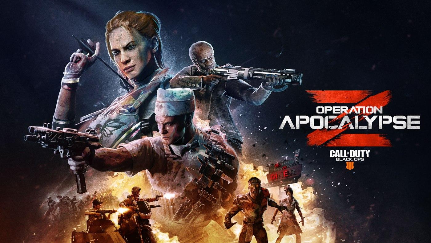 Call of Duty Black Ops 4 – Operación Apocalipsis Z