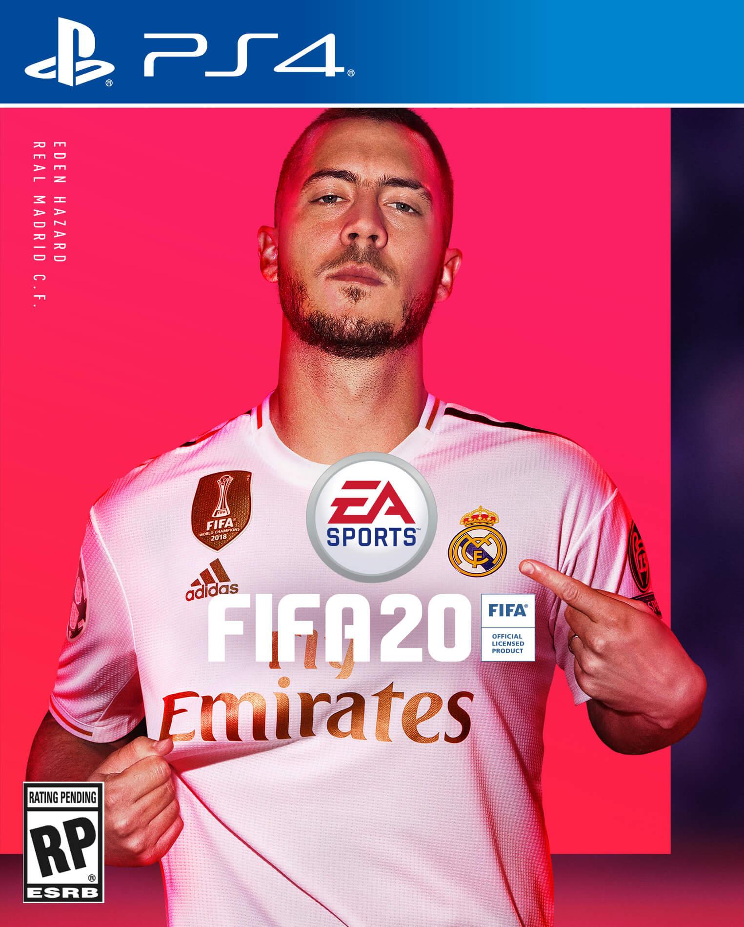 portada de FIFA 20