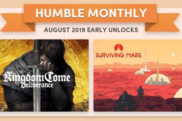 Monthly Bundle de agosto 2019