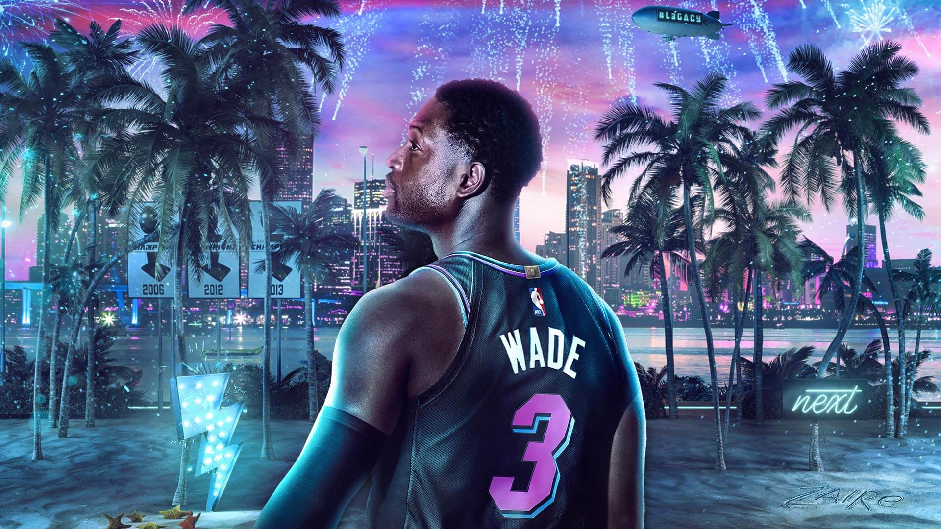 NBA 2K20 ART 1