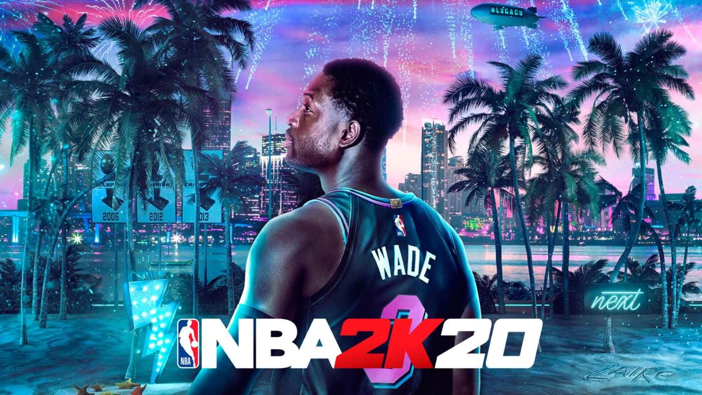 NBA 2K20 Anuncio