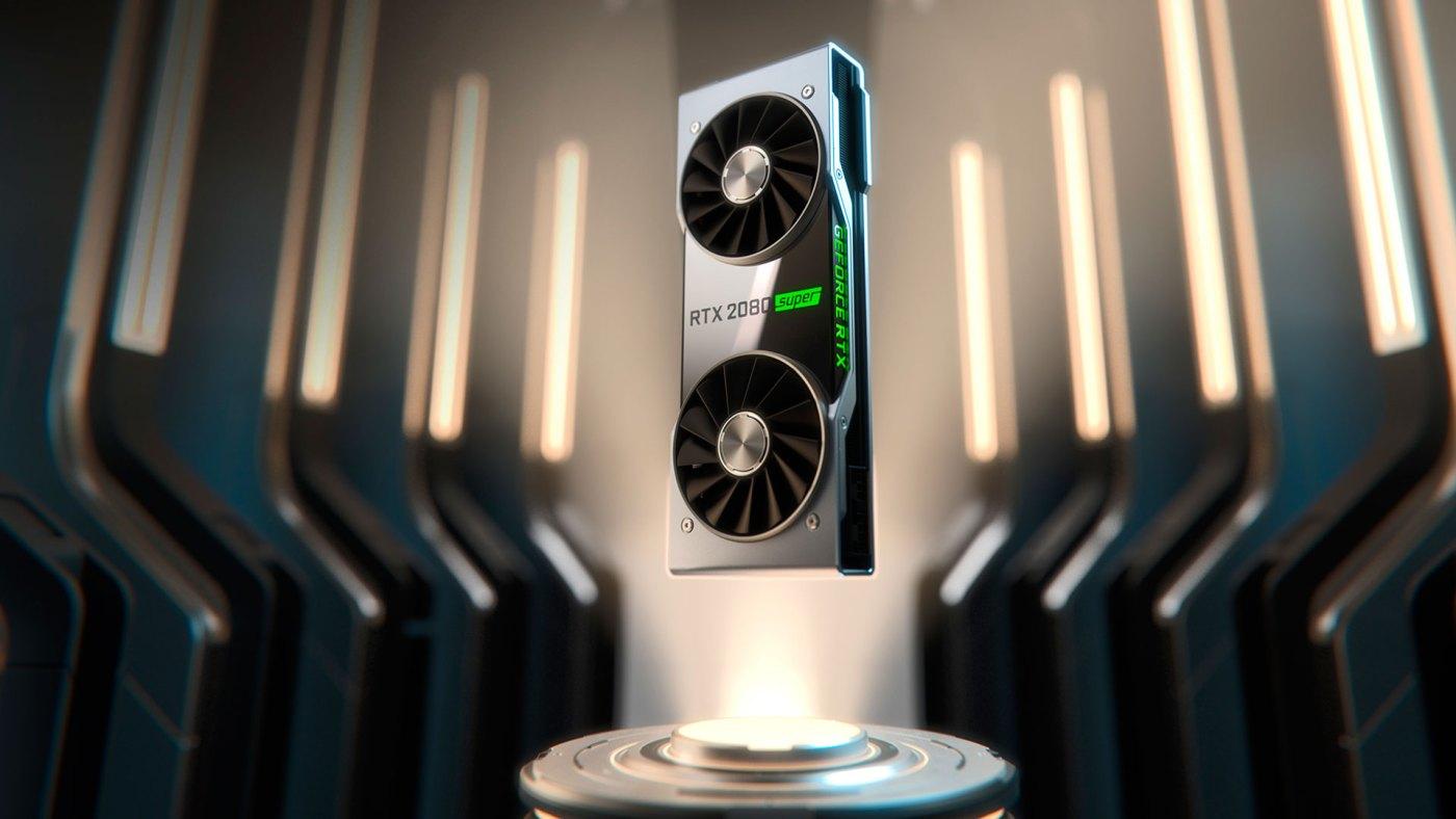 NVIDIA GeForce GTX Super