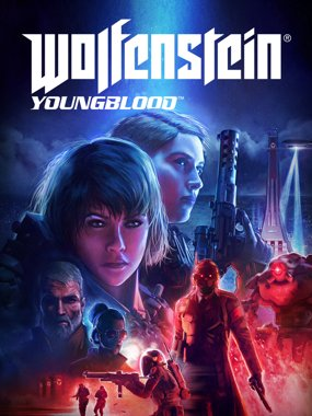 Wolfenstein Youngblood Análisis Cover