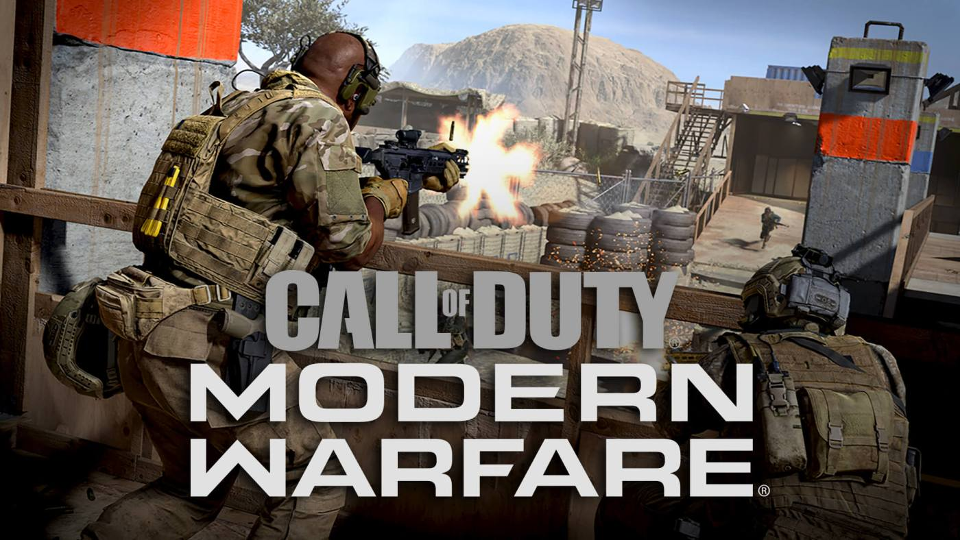 Call of Duty Modern Warfare Alpha