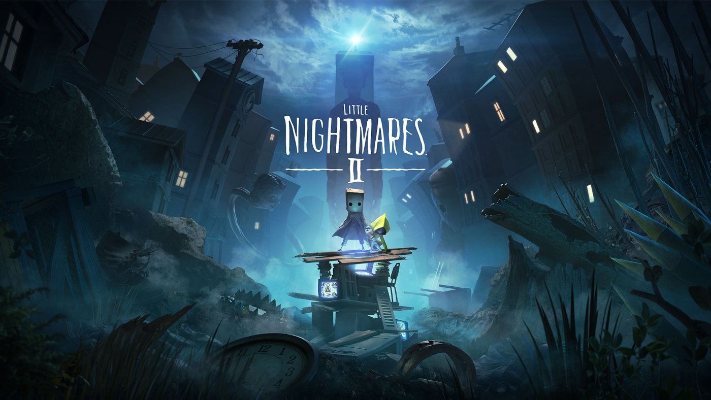 Little Nightmares II Anuncio 1