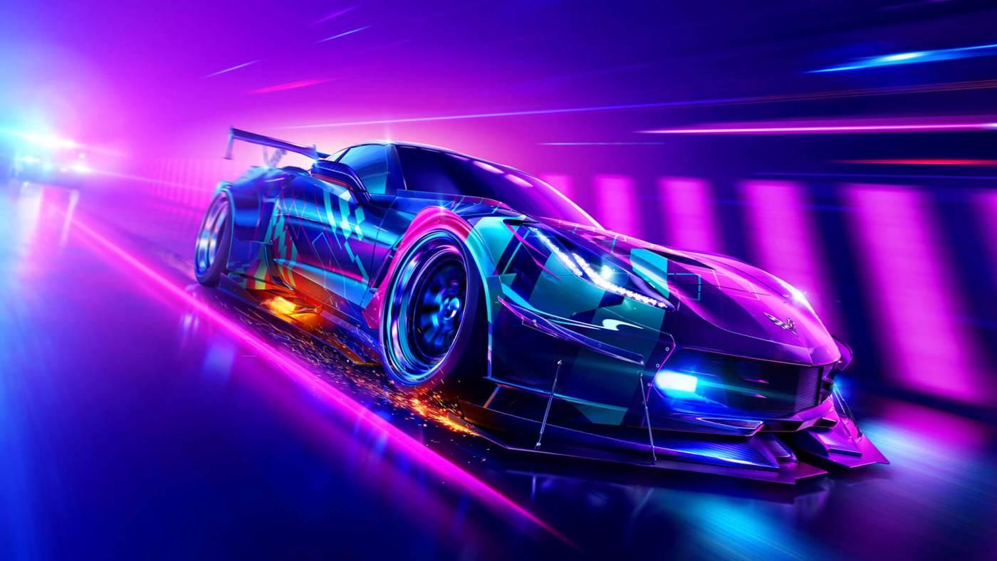 Need for Speed Heat Anuncio 2