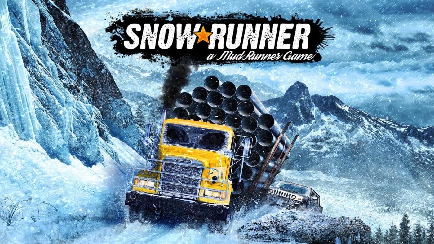 SnowRunner A MudRunner ID Anuncio