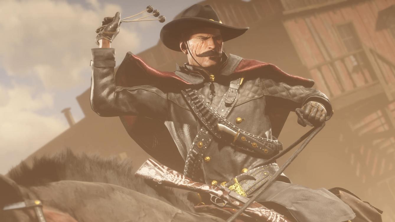 Red Dead Online Roles Cazarrecompensas 1