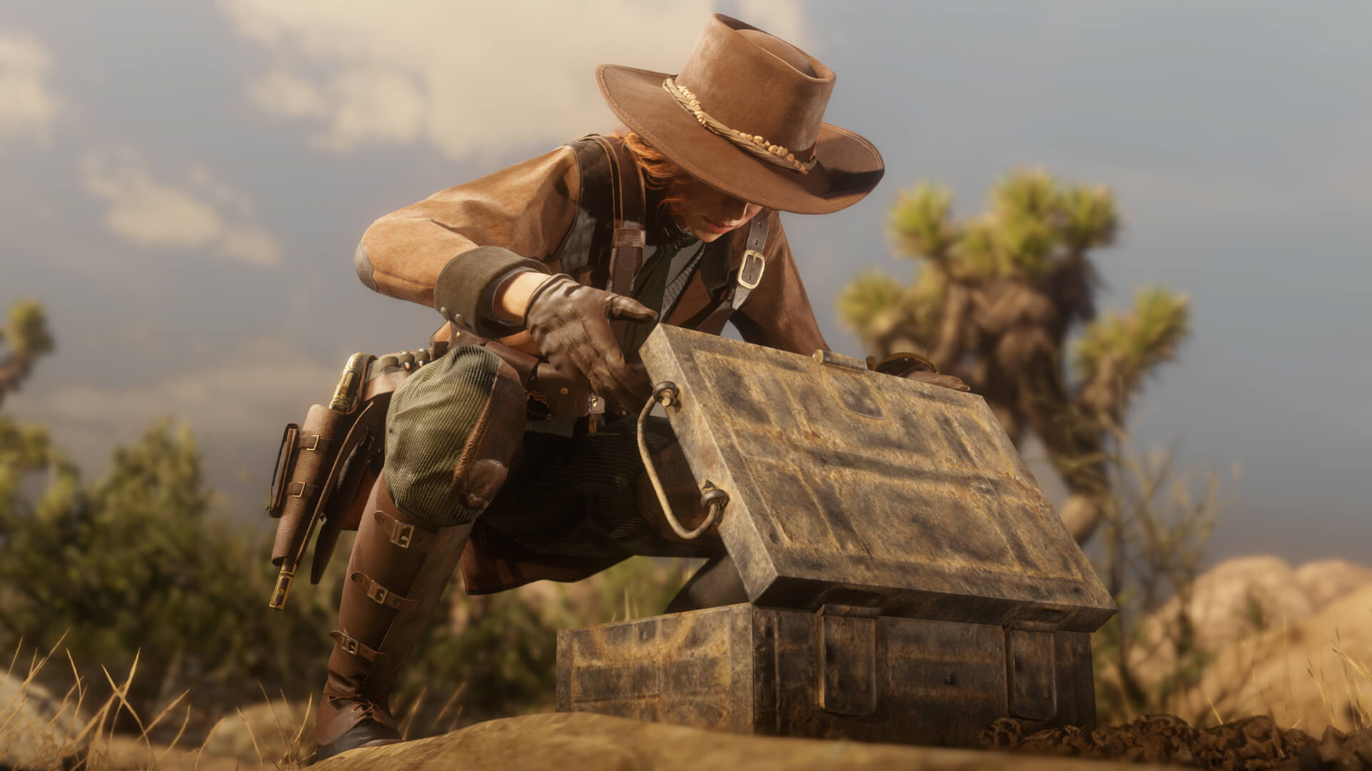 Red Dead Online Roles coleccionista 2