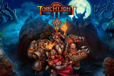 lanzamiento de Torchlight II