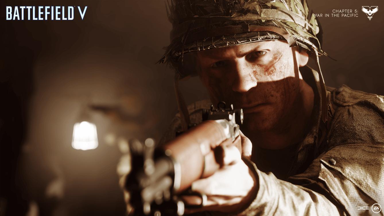 Battlefield V La Guerra del Pacífico