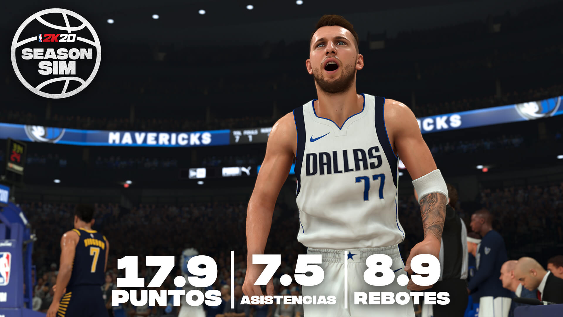 NBA 2K20 Luka