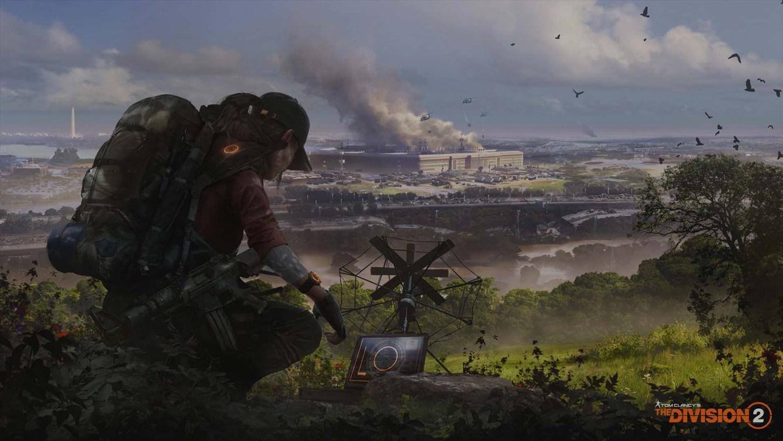 The Division 2 Pentágono El último bastión