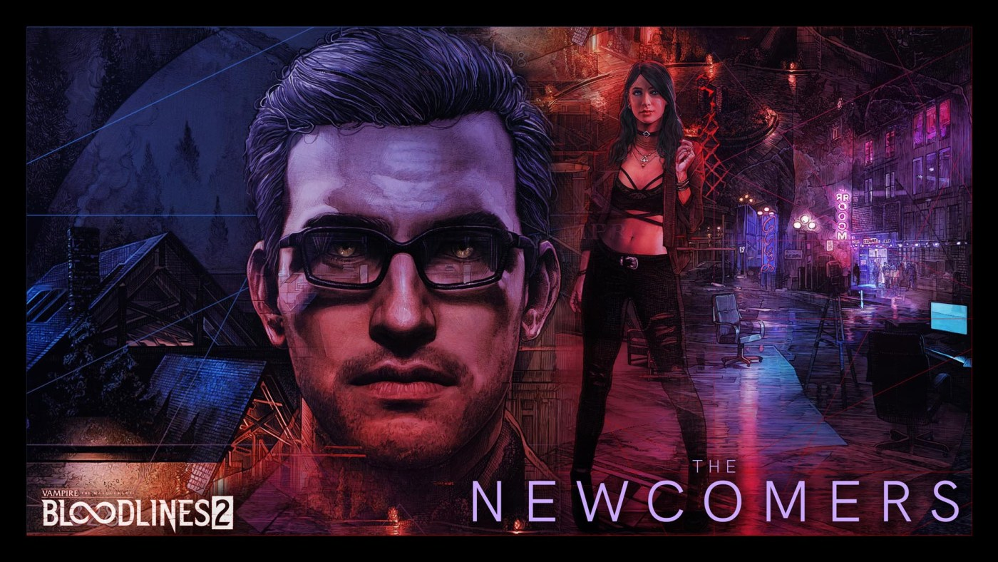 Vampire The Masquerade – Bloodlines 2 Los Newcomers 2
