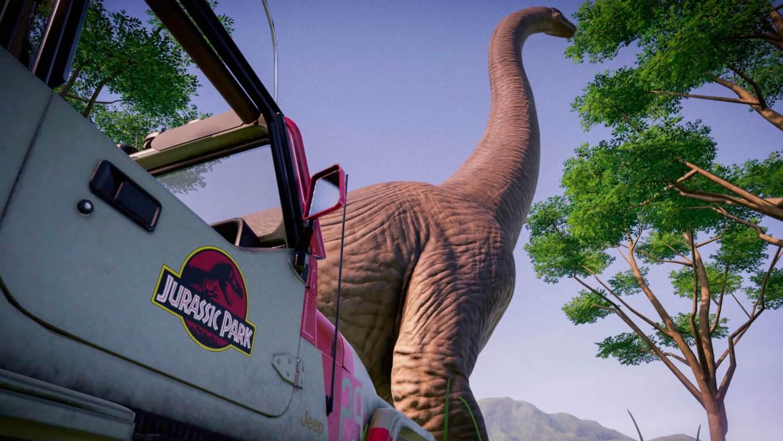 no sabías de Jurassic World Evolution