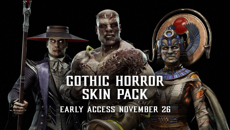 Mortal Kombat 11 Pack Sindel