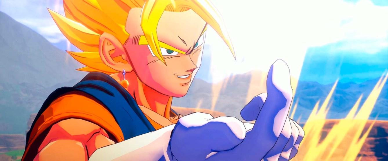 Dragon Ball Z Kakarot Análisis Texto 1