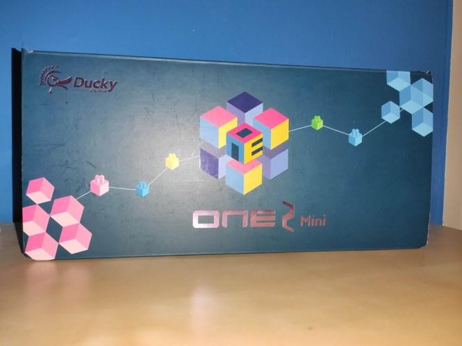 Ducky One 2 Mini RGB Análisis - Caja (1)
