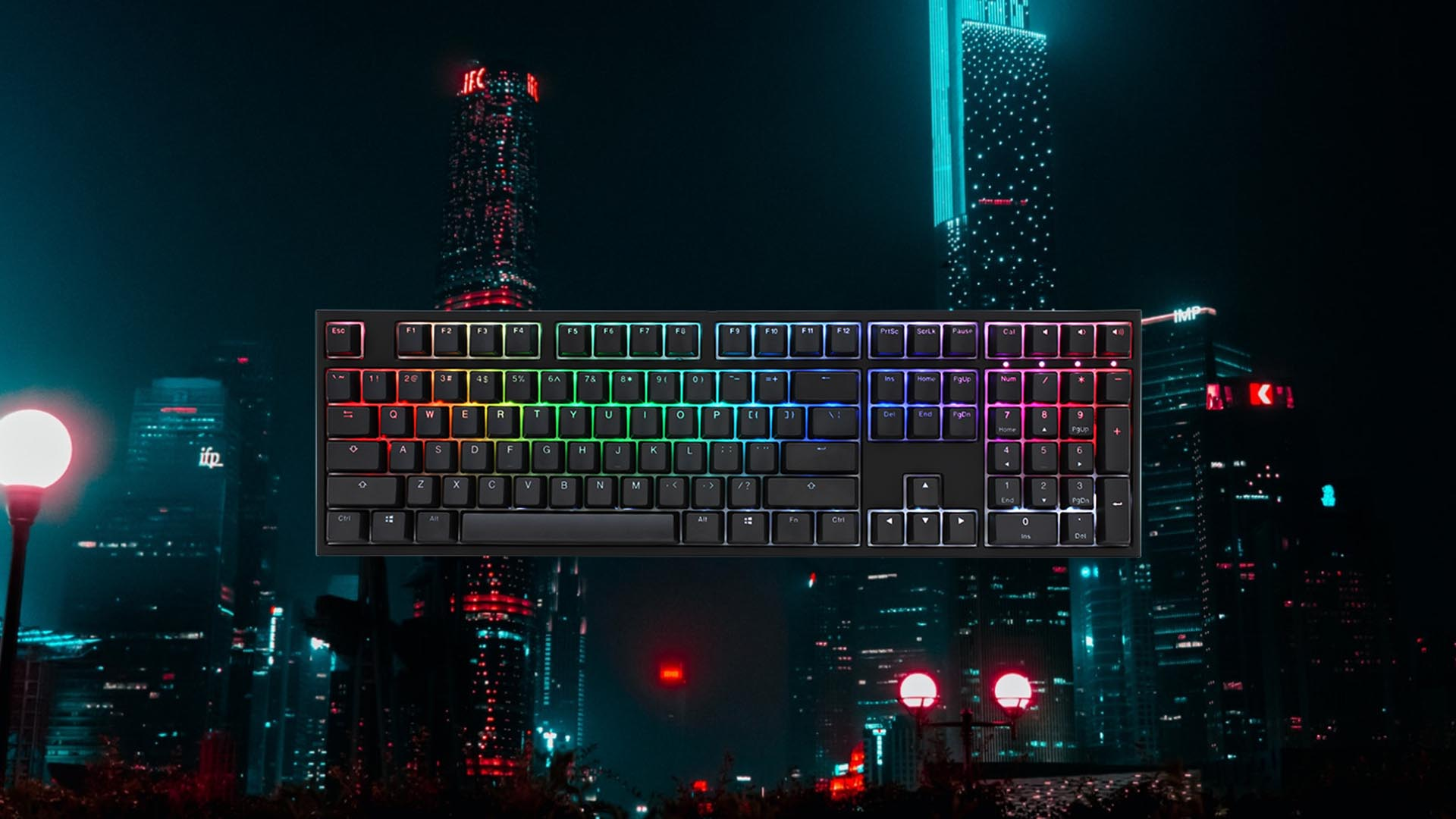 DUCKY ONE 2 RGB