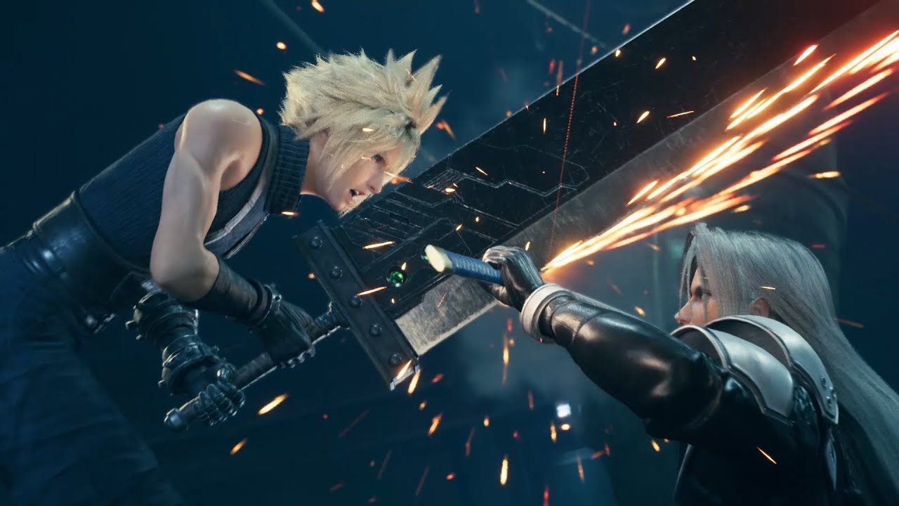 música de Final Fantasy VII Remake