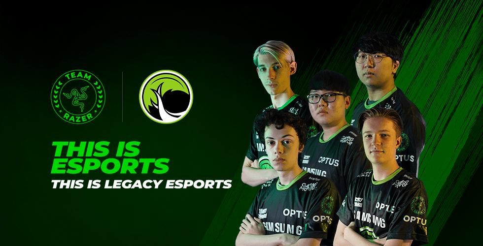 Team Razer Legacy Esports