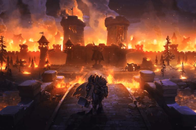 Warcraft III Reforged ID