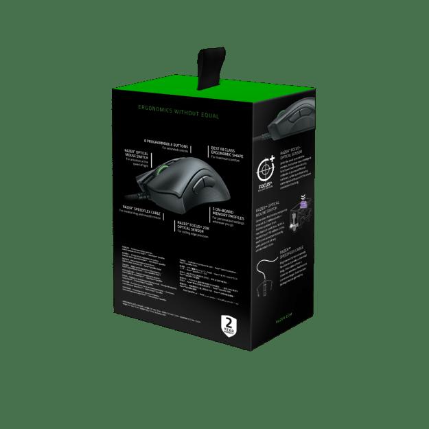 Razer Deathadder V2 Análisis - Caja (2)